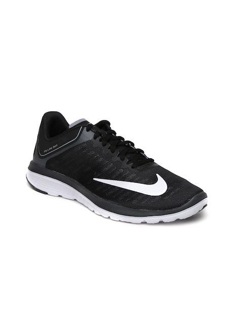 Nike Women Black Lunarstelos Running Shoes
