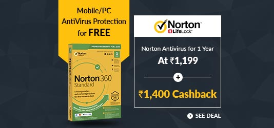 Norton Offers Today