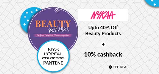 Coupons promo codes cashback offers on 1500 sites cashkaro nykaa offers today fandeluxe Images