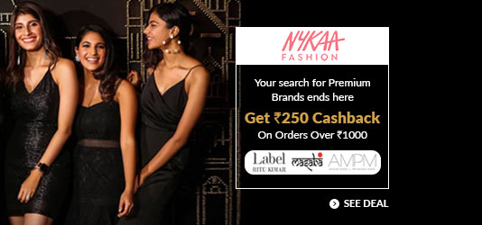 Nykaa Fashion Offers Today