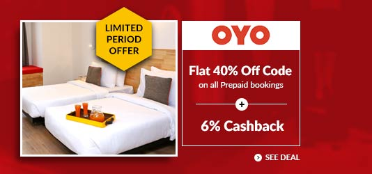 OYO Offers Today