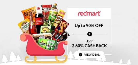 RedMart Promo Code