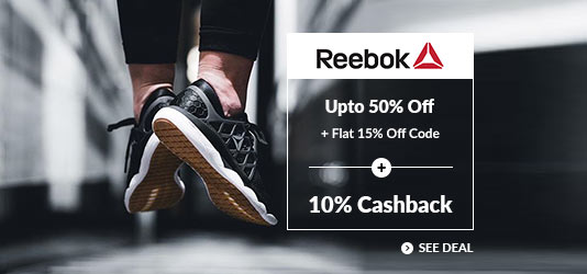 Reebok Offers Today