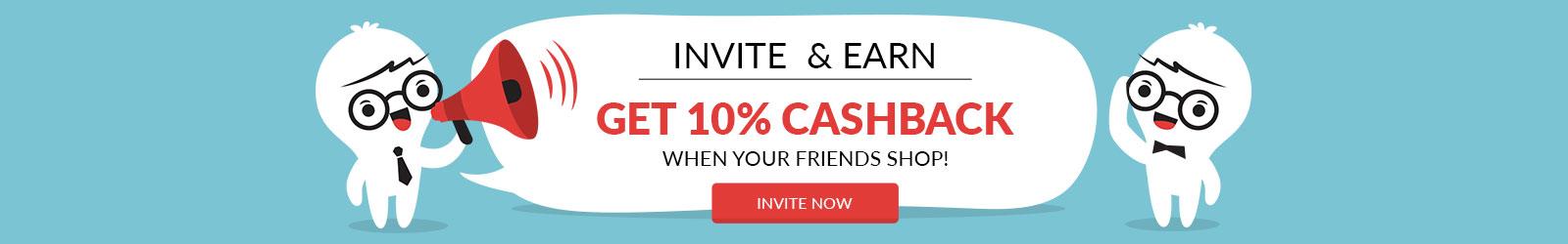 Invites & Earn