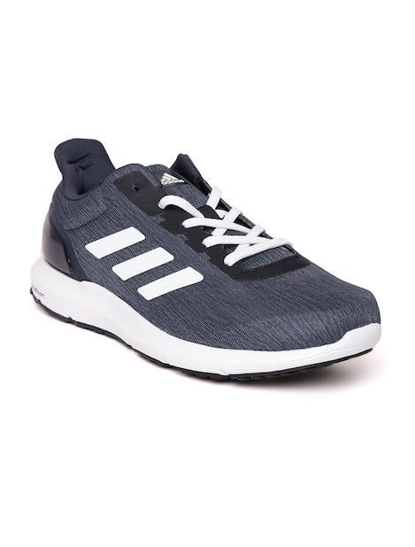 Adidas Men Blue Cosmic 2 Running Shoes