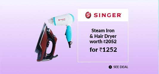 Singer India Offers Today