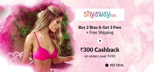 Shyaway Offers Today