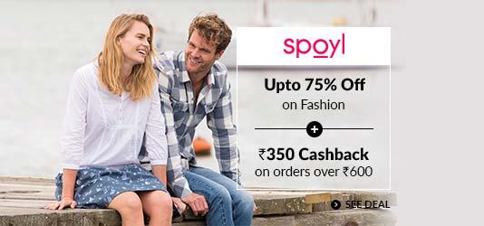 Spoyl Offers Today
