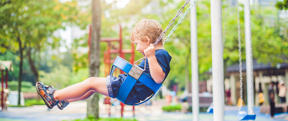 Calming Home Swings