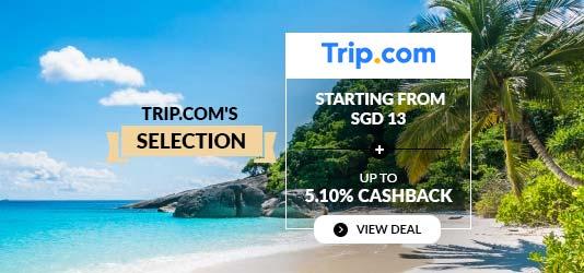 Trip.com Promo Code