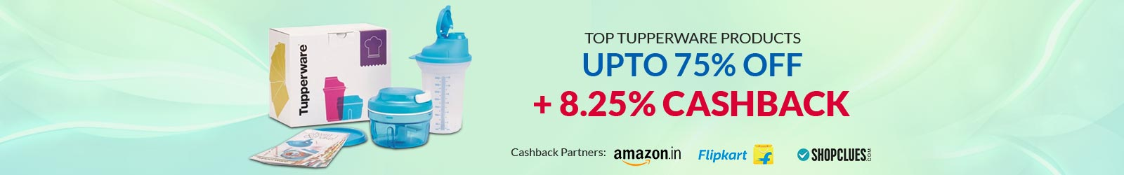 Tupperware Products Price List India: Upto 50% Off Offers