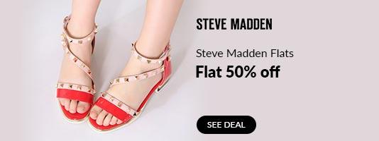 Steve Madden Flats
