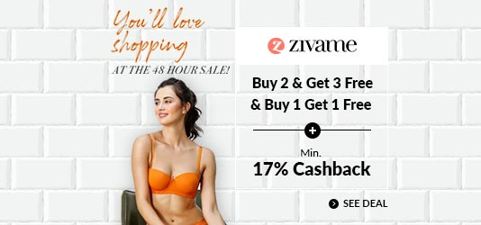 Zivame Offers Today