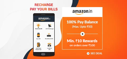 Amazon Recharge Offers Today