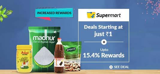 Flipkart Grocery Offers Today