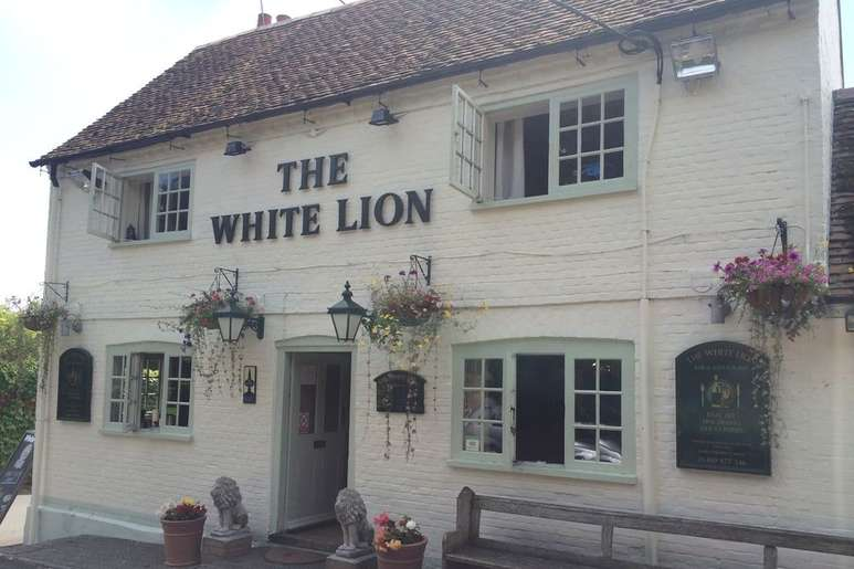 The White Lion