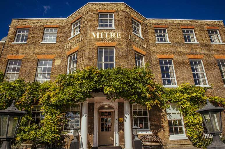 The Mitre Hotel Hampton Court