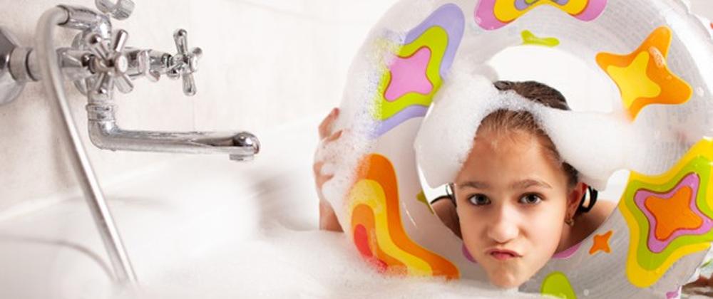 Inflatable Bath Tubs