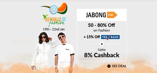 Jabong Offers Today