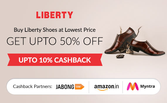 4f1b76f9289c8 Liberty Shoes Price List India: 50% Off Offers | Liberty Shoes Online Sale
