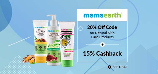 Mamaearth Offers Today