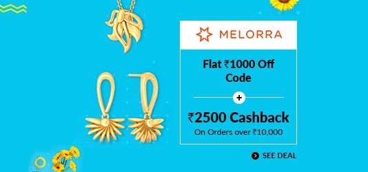 Melorra Offers Today