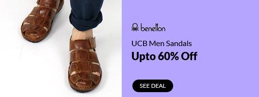 UCB Sandals