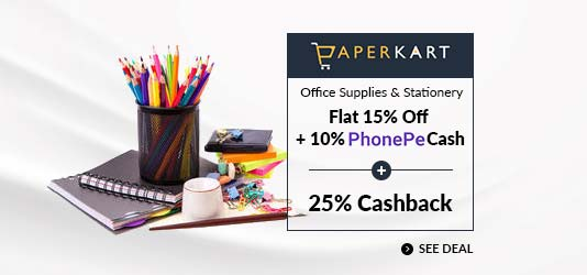 Coupons promo codes cashback offers on 1500 sites cashkaro paperkart offers today fandeluxe Images