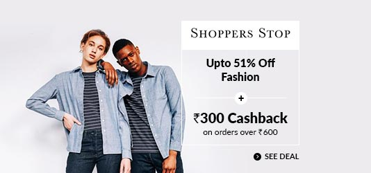 ShoppersStop Sale Offers Today