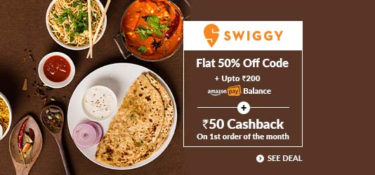 Swiggy Offers Today