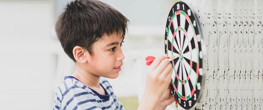 Target and Dart Games