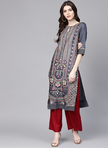 25 Latest Kurti Neck Design Collection 2019 The Good