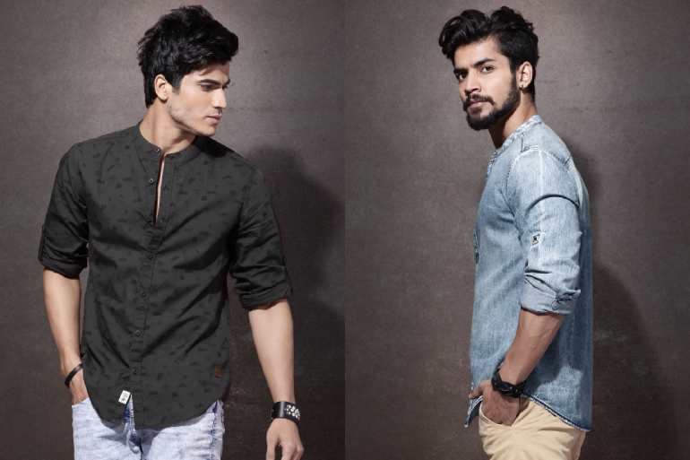 7f0253f73 10 Best Shirt Brand Names in India for Men  Top Rated in 2019 – The ...