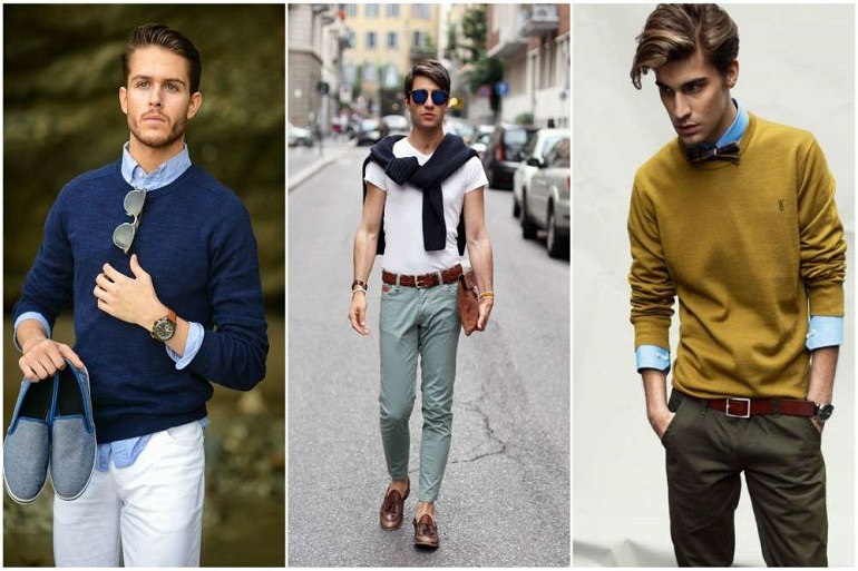 5 Must Have Winter Sweaters for Men