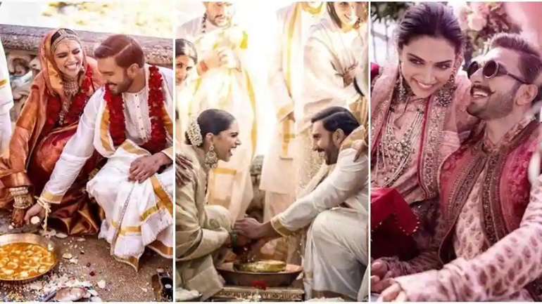 Deepika Padukone And Ranveer Singh Wedding Photos And More