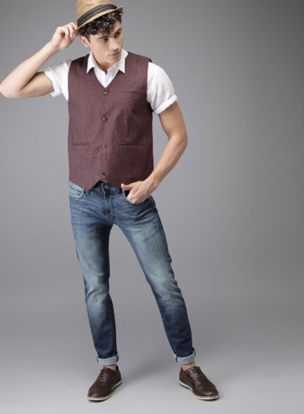 How To Wear Waistcoat With Jeans 6 Best Outfit Ideas For