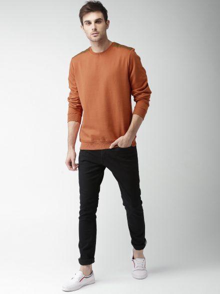 Solid Sweatshirt