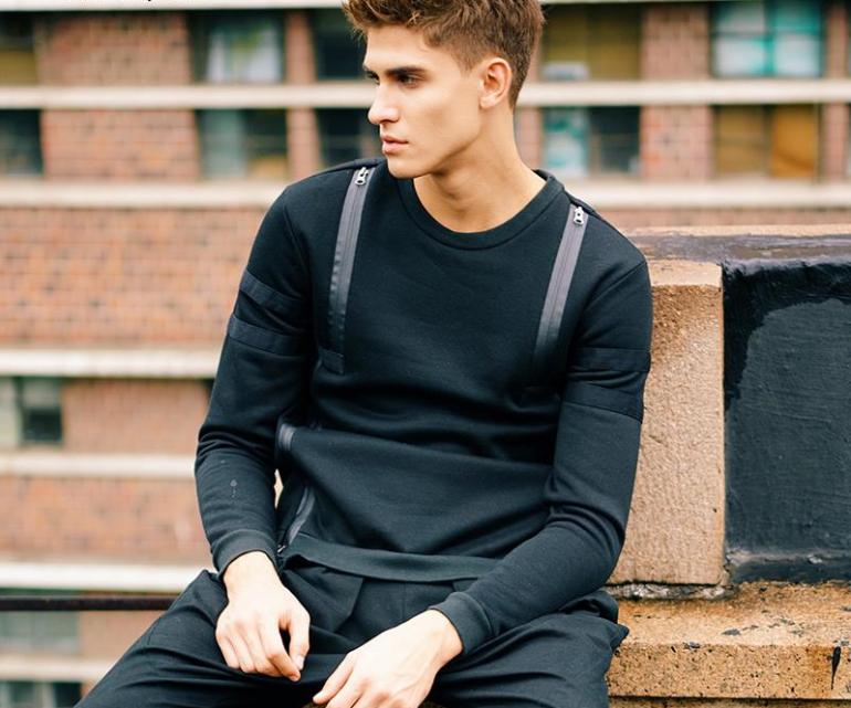 5a3385d394e4 10 Best Sweatshirt Outfit Ideas For Men – The Good Look Book