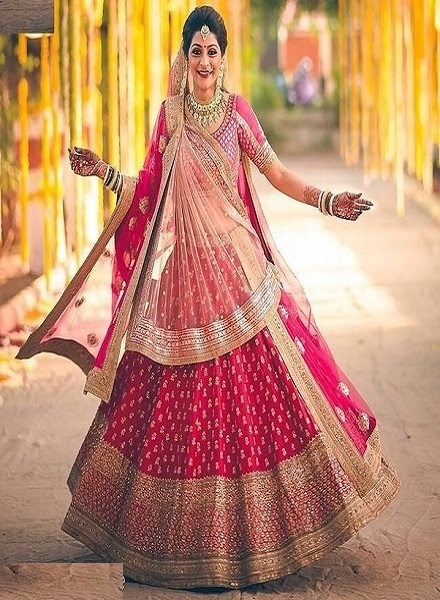 Drape it Gujarati Style