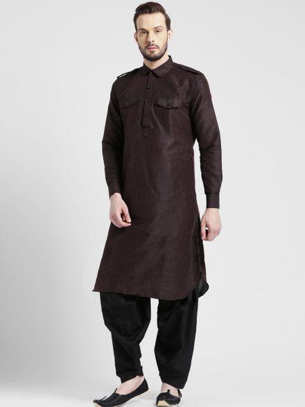 Pathani Kurta Pajama Set