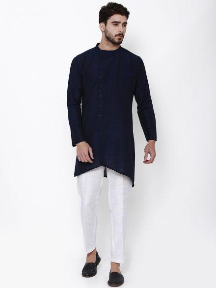 Short Kurta Pajama Set