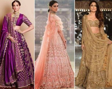 How To Wear Lehenga in Different Styles?