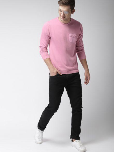 Color Pop Pullover