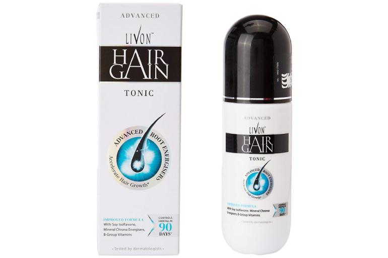 Livon Hair Gain Tonic Review