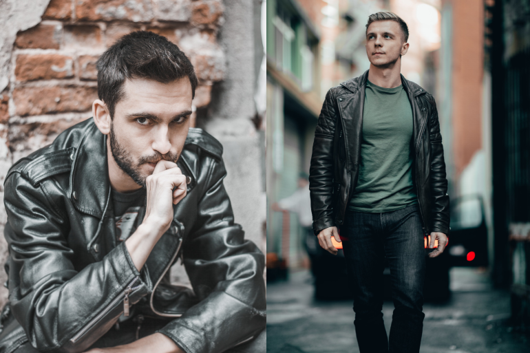 10 Best Leather Jacket Brands In India The Good Look Book