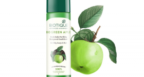 Biotique Bio Green Apple Fresh Daily Purifying Shampoo Review
