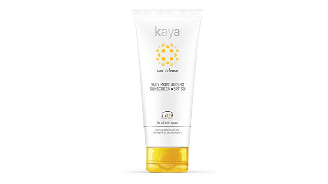 Kaya Daily Moisturizing Sunscreen SPF 30