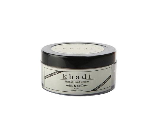 Khadi Milk & Saffron Hand Cream