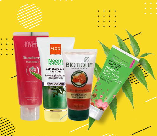 10 Best Face Wash in India for Glowing Skin