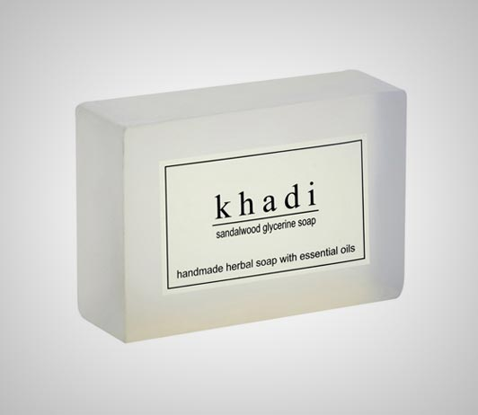 Khadi Sandalwood Soap
